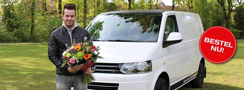 Bloemen abonnement eindhoven