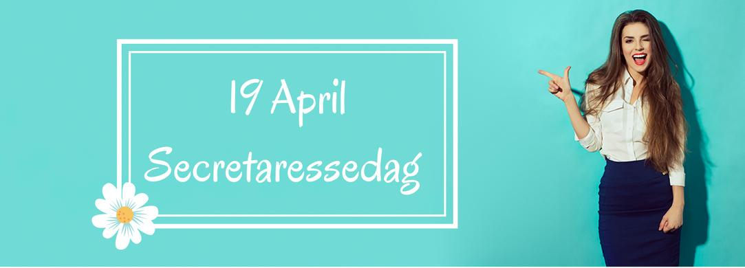 Secretaressedag 19 April