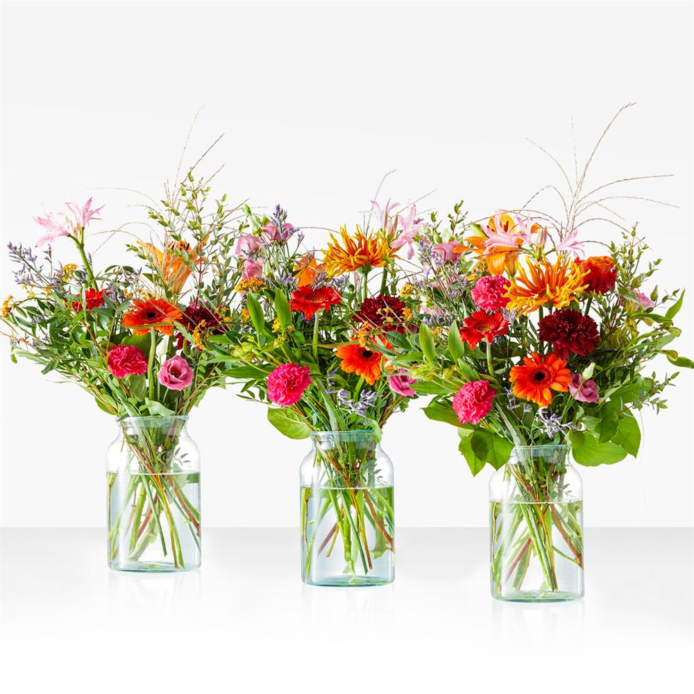 Bloemen Abonnement Januari – Februari
